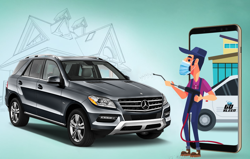 Advantages of Choosing Mobile Car Wash Service
